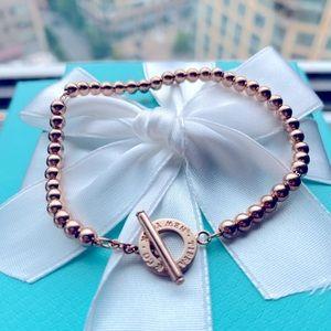 Tiffany & Co. Rubedo Mini Bead Bracelet Retired